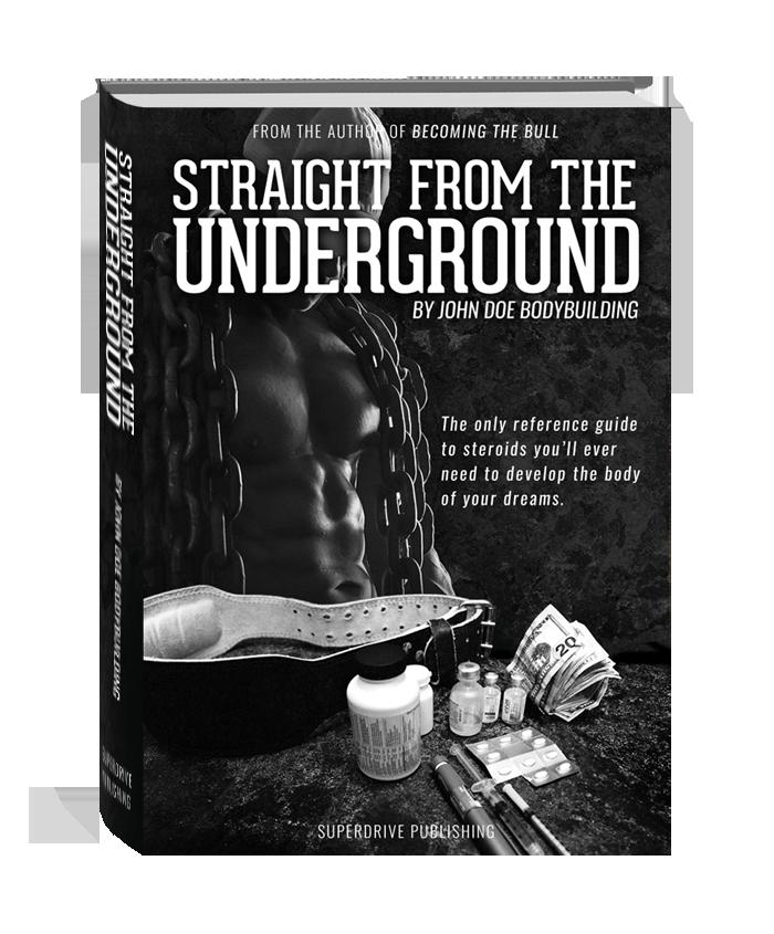 Jack Murphy John Doe Bodybuilding Straight from the Underground